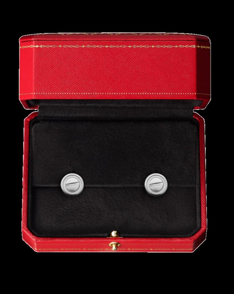 Серьги Cartier  LOVE B8301256