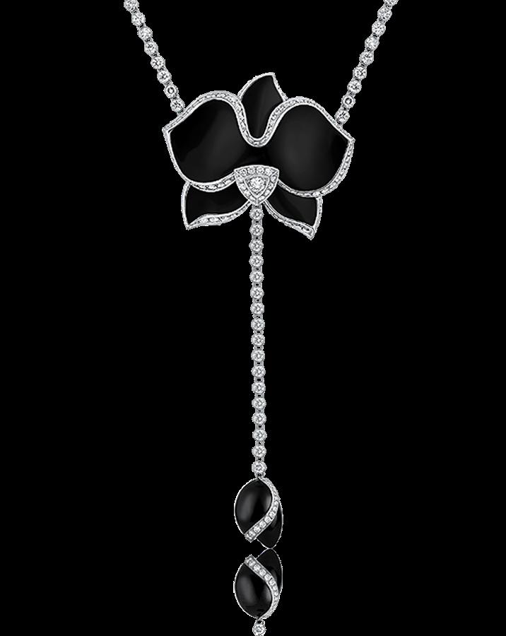 Колье Cartier  Caresse d Orchidees de HP700842