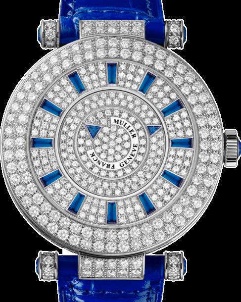 Часы Franck Muller DOUBLE MYSTERY RONDE 42