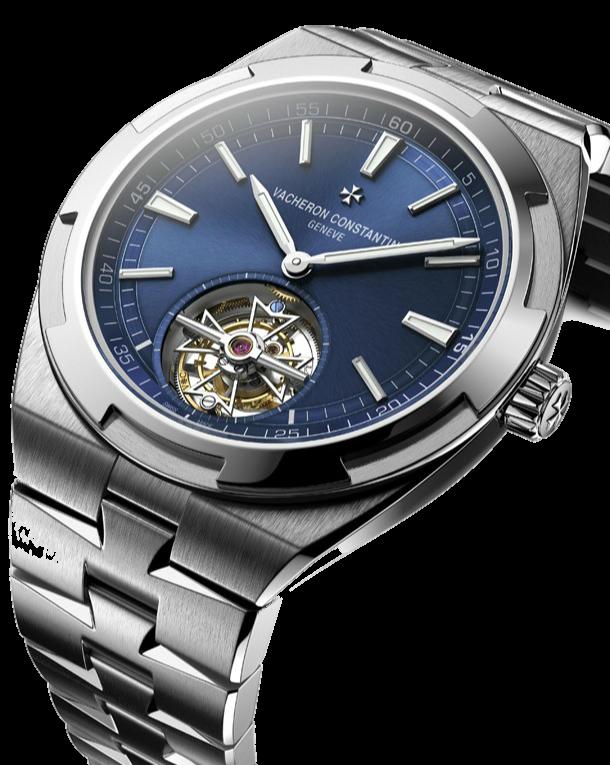 Часы Vacheron Constantin Overseas Tourbillon6000V 110A B544