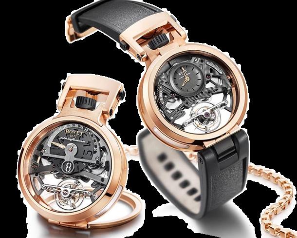 Часы Bovet Amadeo Tourbillon OttantaTre TPINT001-50