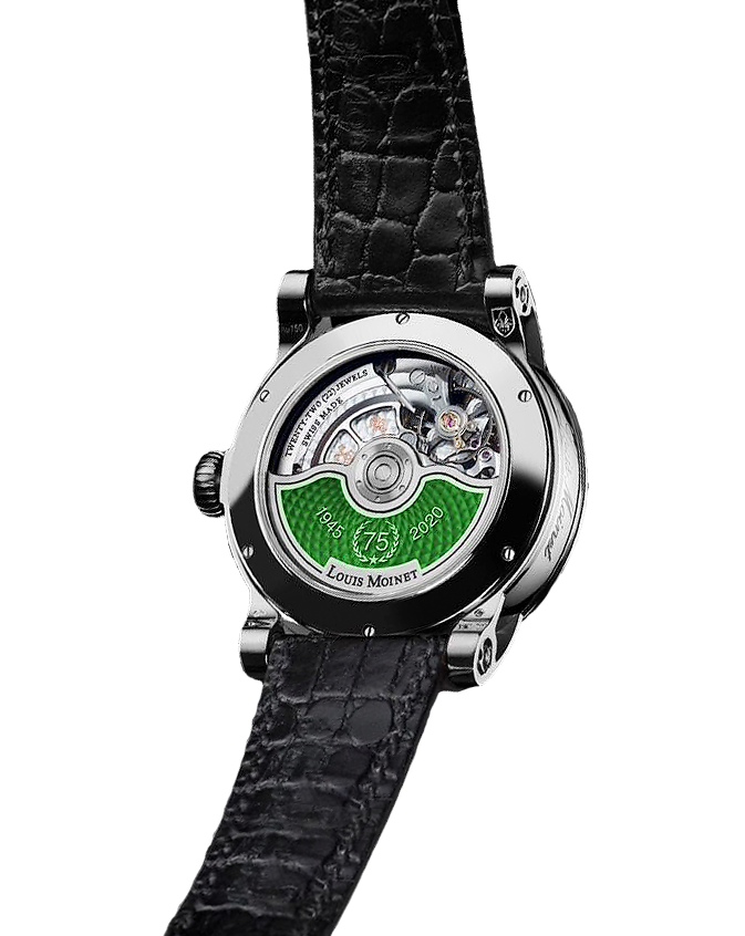 Часы Louis Moinet LIMITED EDITION 1945-2020 75 ЛЕТ ПОБЕДА