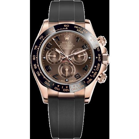 Часы Rolex Daytona Cosmograph 40mm Everose Gold 116515LN 0041