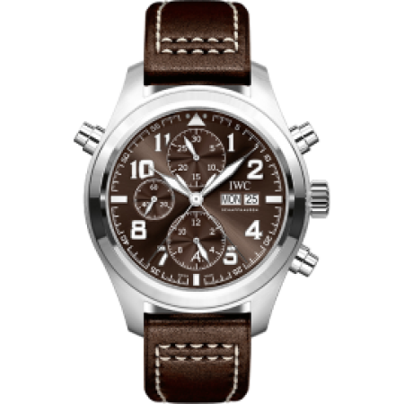 Часы IWC PILOT S WATCH DOUBLE CHRONOGRAPH EDITION «ANTOINE DE SAINT EXUPÉRY»