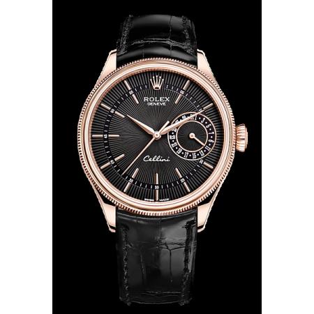 Часы Rolex Cellini Date Everose Gold