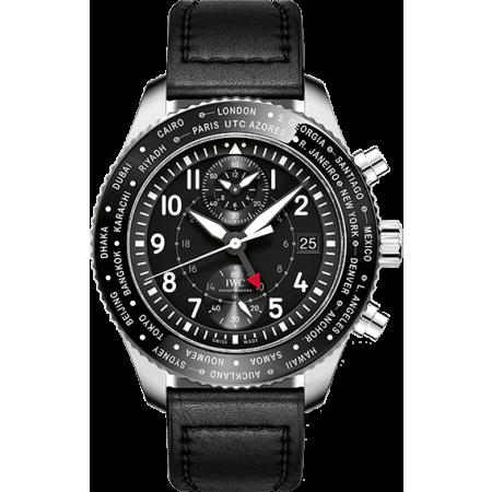 Часы IWC Pilot s Watches Pilot s Watch Timezoner Chronograph