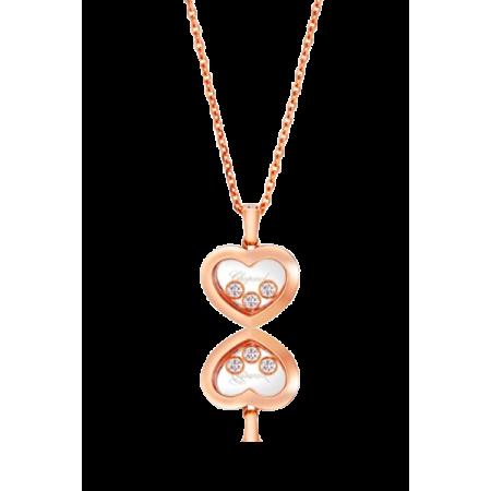 Подвеска Chopard — Happy Diamonds Кулон Happy Curves 79А611 5001
