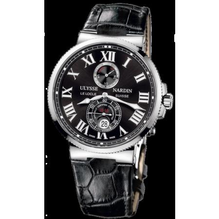 Часы Ulysse Nardin Marine Maxi Marine Chronometer 43mm263 67 42