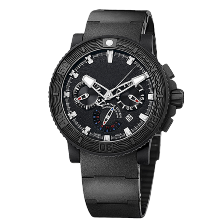 Часы Ulysse Nardin MARINE COLLECTION BLACK SEA CHRONOGRAPH
