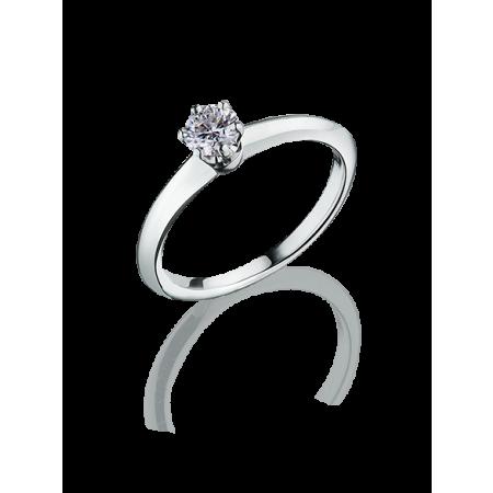 Кольцо Tiffany&Co с бриллиантом