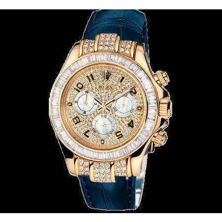 Часы Rolex Cosmograph Daytona 40mm Yellow Gold ТЮНИНГ