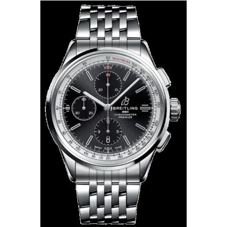 Часы Breitling Premier Chronograph 42мм A13315351B1A1
