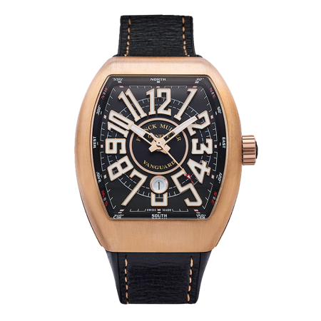 Часы Franck Muller Bronze Brown Automatic V 45 Sc Dt Cir