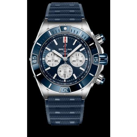 Часы Breitling Chronomat Super Chronomat B01 44mm AB0136161C1S1