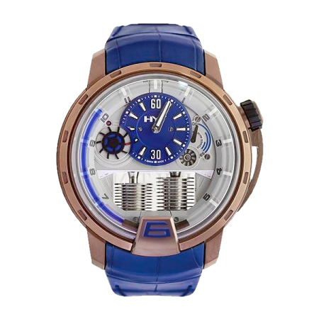 Часы HYT H1 Rich Time Limited Edition 7 экземпляров