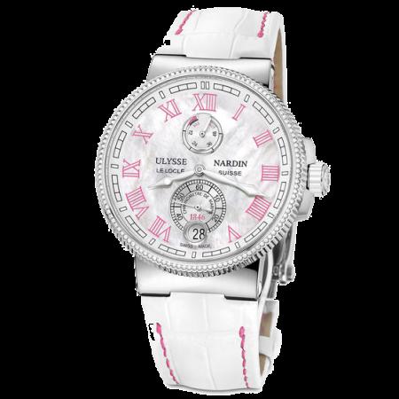 Часы Ulysse Nardin MARINE CHRONOMETER MANUFACTURE LADY