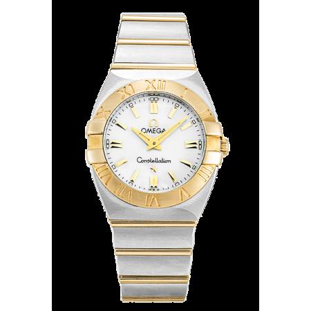 Часы Omega Constellation Lady 09 Brushed