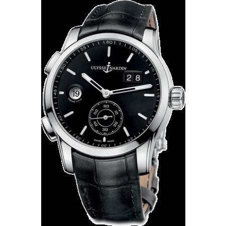 Часы Ulysse Nardin Dual Time 42 mm Manufacture 3343 126 92