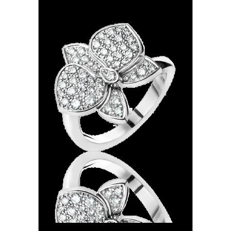 Кольцо Cartier CARESSE D ORCHIDÉES PAR АРТ  B4074400