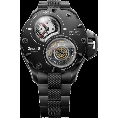 Часы Zenith Defy Xtreme Tourbillon Zero G