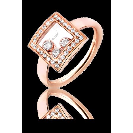 Кольцо Chopard HAPPY CURVES комплект арт 829224 5039