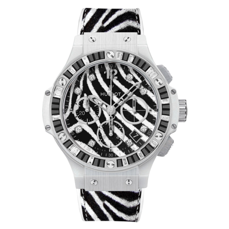 HUBLOT BIG BANG ZEBRA WHITE