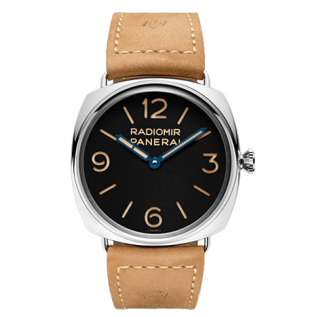 Часы Panerai RADIOMIR 3 DAYS ACCIAIO - 47 ММ PAM00720