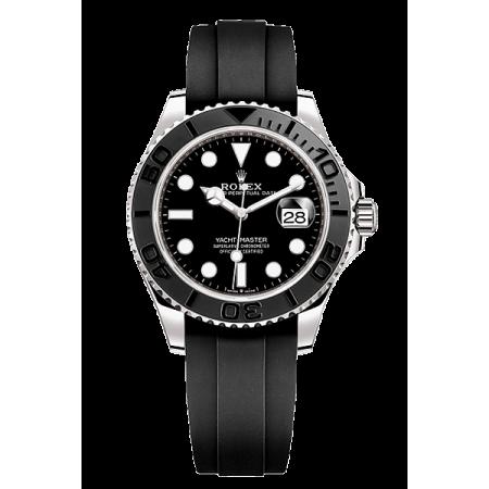 Часы Rolex YACHT MASTER 42 WHITE GOLD
