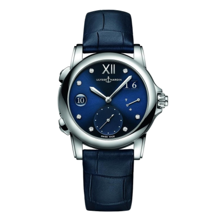 ULYSSE NARDIN CLASSICAL DUAL TIME LADY MANUFACTURE
