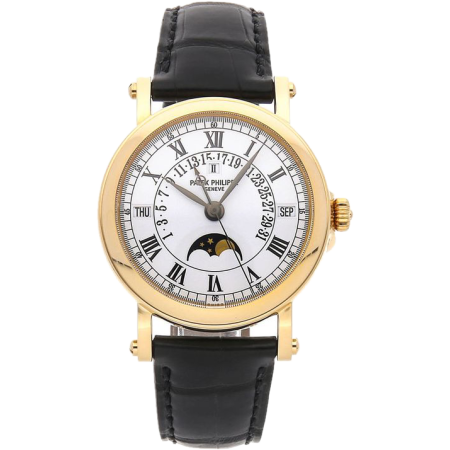 PATEK PHILIPPE COMPLICATED WATCHES PERPETUAL CALENDAR 5059J