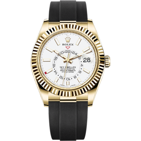 Часы Rolex SKY-DWELLER 42MM YELLOW GOLD 326238-0006