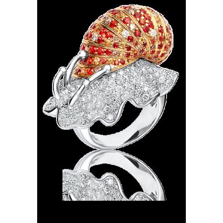 Кольцо Boucheron