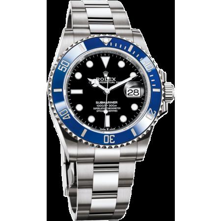 Часы Rolex SUBMARINER DATE 41 MM WHITE GOLD