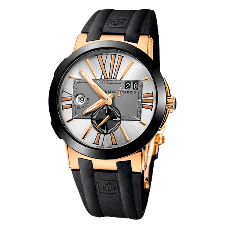 Часы Ulysse Nardin DUAL TIME EXECUTIVE