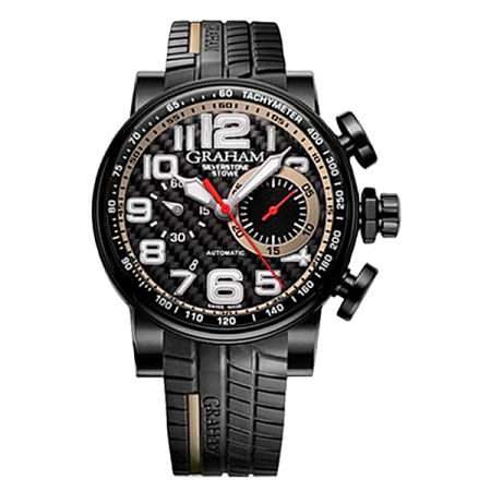 Часы Graham Big Silverstone GMT