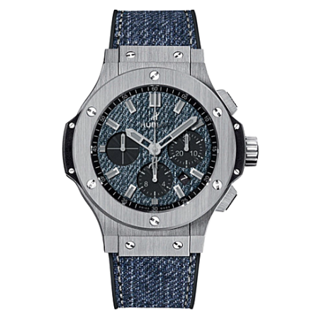 Hublot Big Bang Jeans Steel
