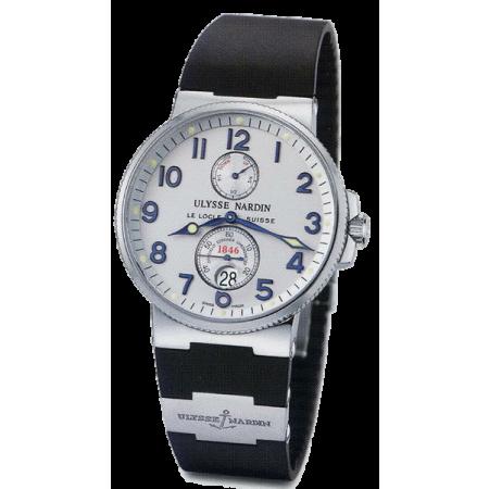 Часы Ulysse Nardin Maxi Marine Chronometer 41mm263 66 3