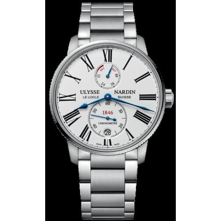 Часы Ulysse Nardin Marine Torpilleur1183-310-7M/40