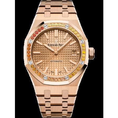 Часы AUDEMARS PIGUET Royal Oak Selfwinding 37 mm15451OR.YY.1256OR.01