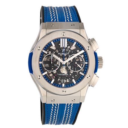 Часы Hublot Classic Fusion Aerofusion 2016 ICC World Twenty20 Titanium 45 mm 525 NX 0129 VR ICC16