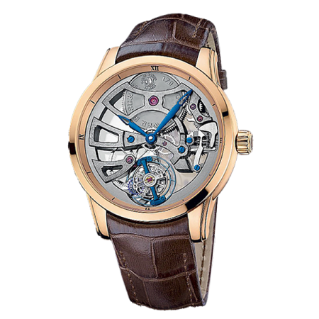 ULYSSE NARDIN Classic Complications Tourbillon Manufacture Limited Edition