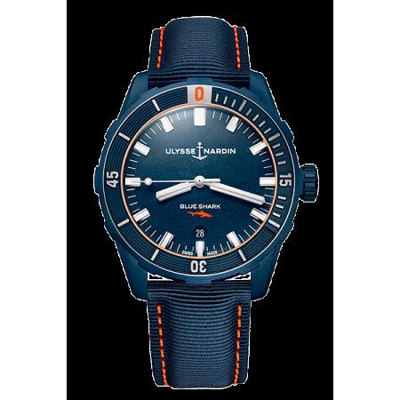 Часы Ulysse Nardin DIVER 42 MM BLUESHARK