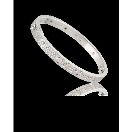 Cartier Браслет Love, бриллиантовое паве  N6033602