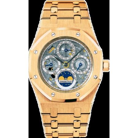 Часы AUDEMARS PIGUET Royal Oak Perpetual Calendar Skeleton 25829BA OO 0944BA 01