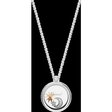 Подвеска Chopard  Happy Diamonds Icons 799434-1201