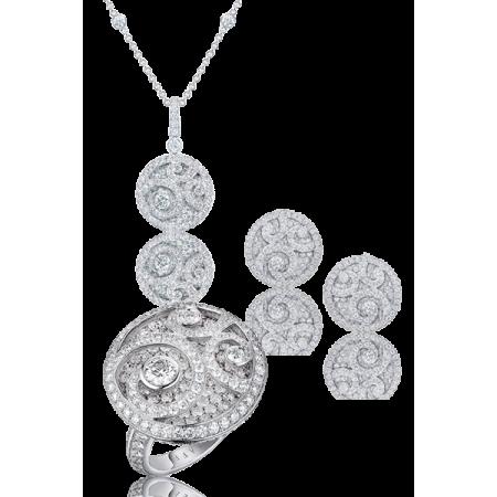 Кулон Graff Diamond on Diamond комплект