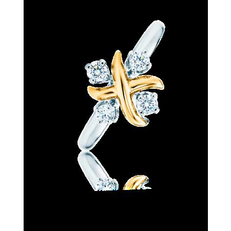 Tiffany & Co. Schlumberger Lynn кольцо.
