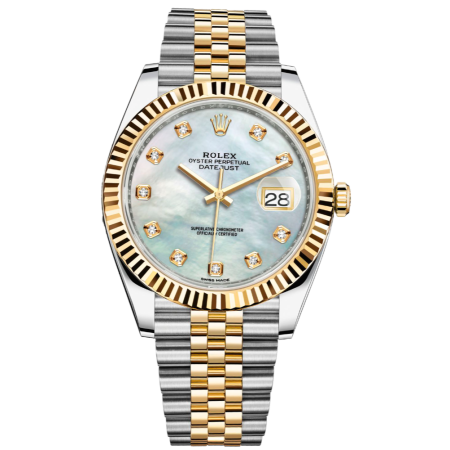 Часы Rolex Datejust 41mm Steel and Yellow Gold 126333-0018