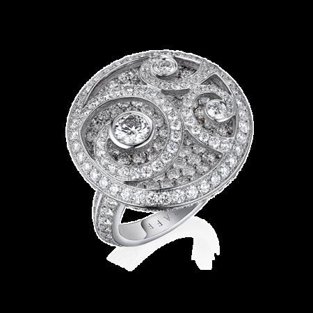 Кольцо Graff DIAMOND ON DIAMOND