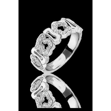 Кольцо с бриллиантом Tous Кольцо с бриллиантами
